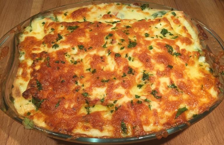Lasagne Top